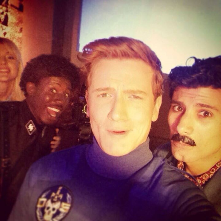 Damn it, Danger 5! Quit teasing us with your crazy awesomeness!
