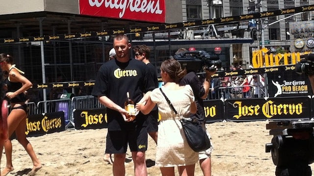 To Hell With Turkish Basketball, Kevin Love Wants To Play Beach Volleyball For Jose Cuervo