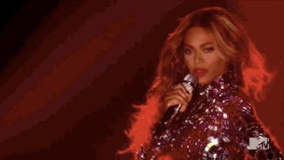 Watch Beyoncé's Marathon 16-Minute Performance of <em>BEYONCÉ</em> at the VMAs