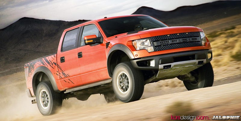 Enthusiasts Ask Ford To Build Crew Cab SVT Raptor