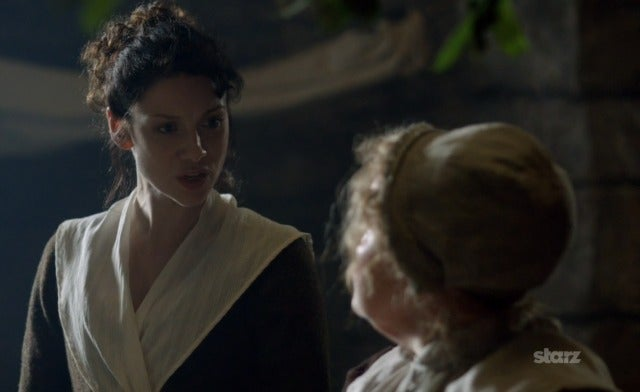 Outlander Recap: Let's Get You Out of That Cravat