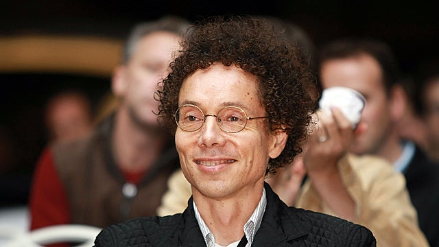Malcolm Gladwell Likes Money