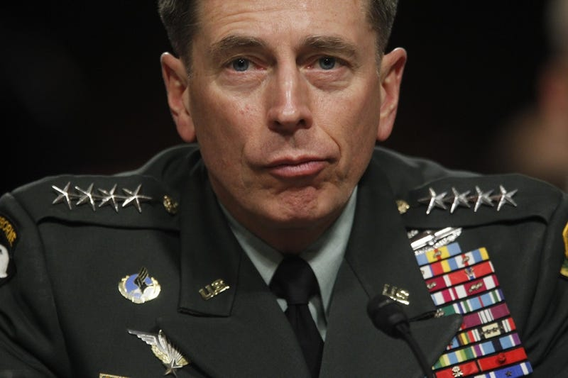 We're Sorry for Costing David Petraeus $199,999