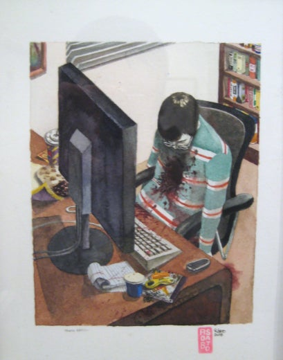 Game Over – Art of the Gamer Generation