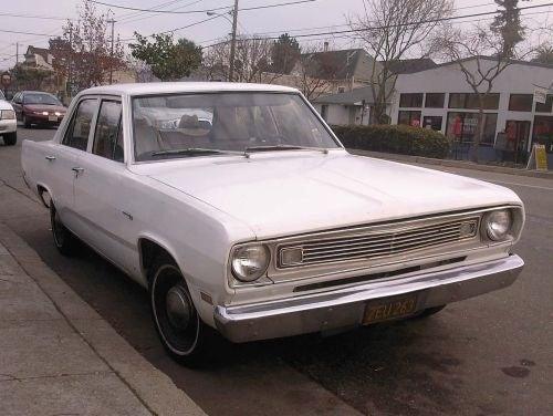 1969 Plymouth Valiant 100