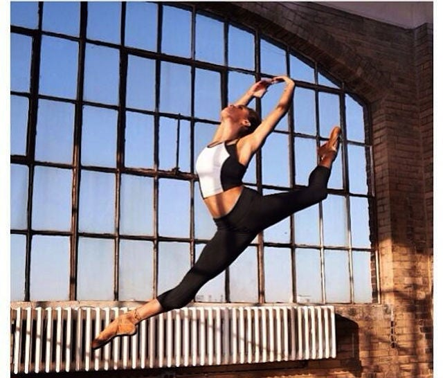 Leg Envy Alert: Ballerina Misty Copeland's Fierce New Under Armour Ads