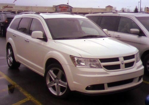 2010 Dodge Journey SRT... Wait, What?