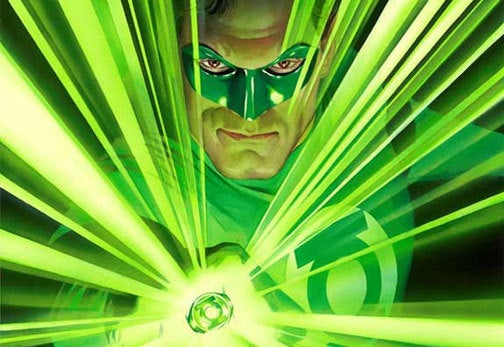 Green Lantern Movie To Game Adaptation Is Go