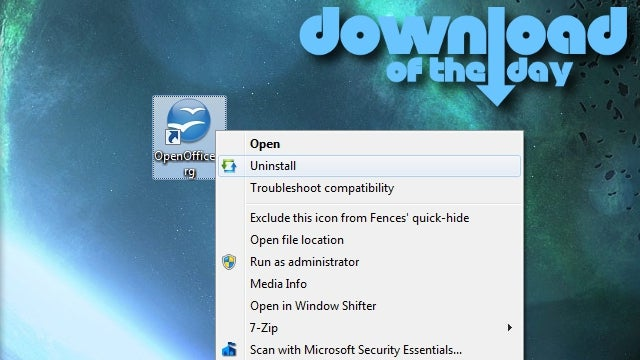 MenuUninstaller Uninstalls Programs Right From Windows' Context Menu