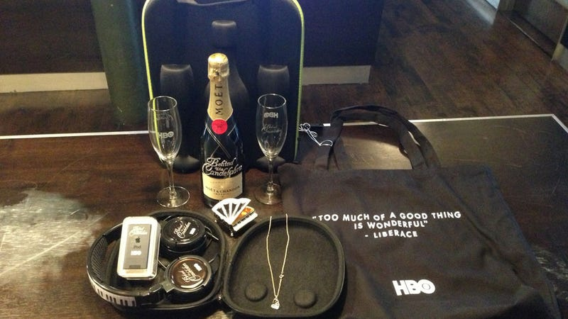 This Is the Generous Swag Bundle for HBO's Liberace Biopic