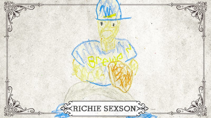 No One Anywhere Is Haunted By Richie Sexson