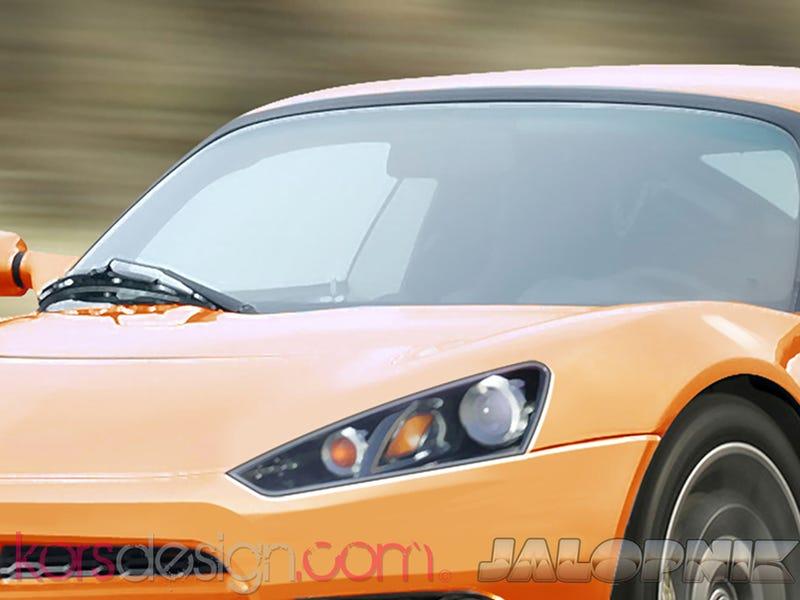 2010 Dodge EV