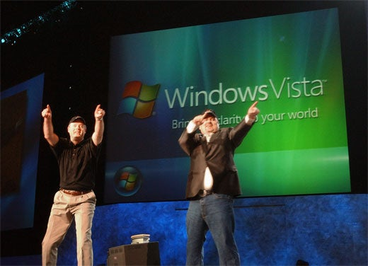 Microsoft Vista Preview-Release Candidate 1 In The Wild