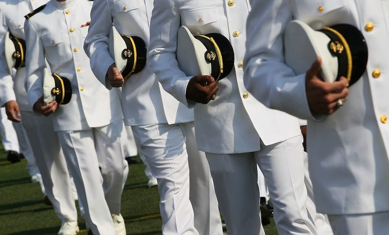 Navy Is Investigating A Rape Allegation Against Three Football Players