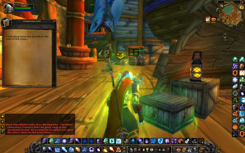 World Of Warcraft Plagued By Zombies