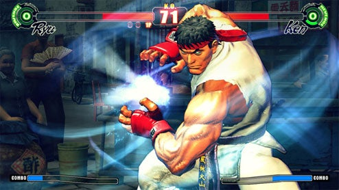 The Making Of Street Fighter IV: The Liveblog