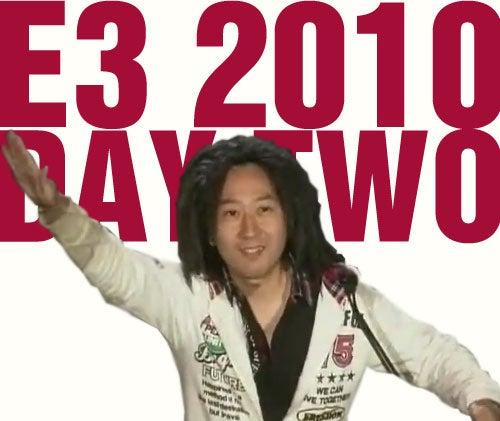 E3 Recap: Day Two