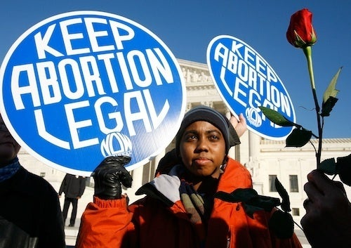 Do Young Women Care About Reproductive Rights? Ask One.