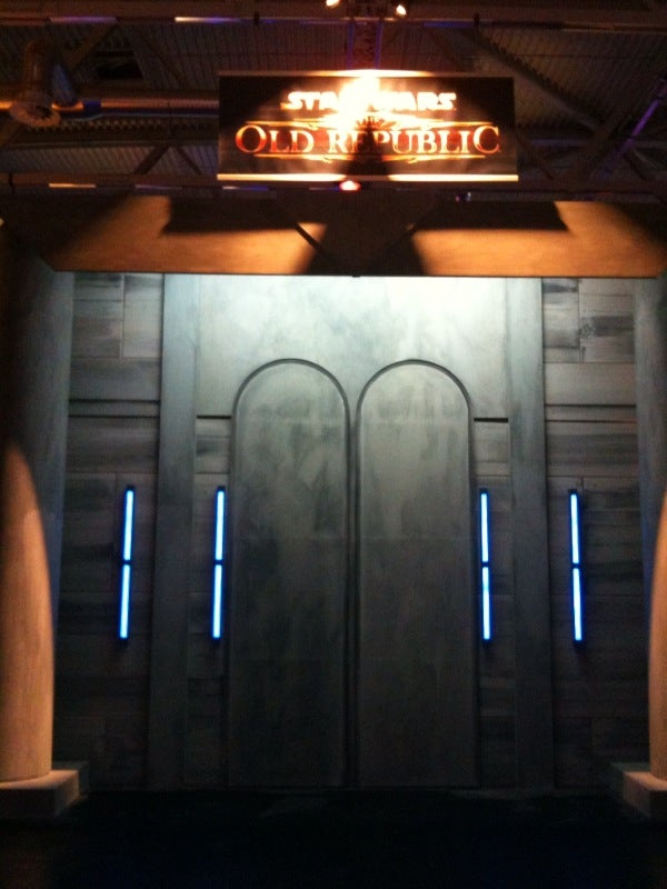 Gamescom Booth Blitz: The Old Republic