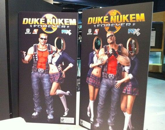 Duke Nukem Forever Spotted At PAX 2010