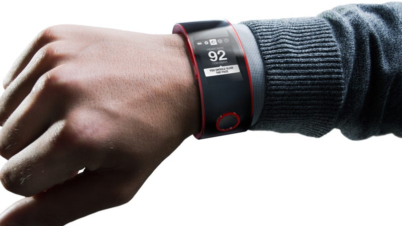 Nissan's Smartwatch Uses Biometric Data To Make You A Better Racer