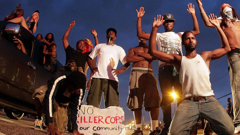 Mike Brown's Family Must Rely on Biased Prosecutor to Charge Wilson
