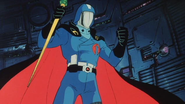 The 14 Dumbest Schemes That Cobra Ever Came Up With On G.I. Joe