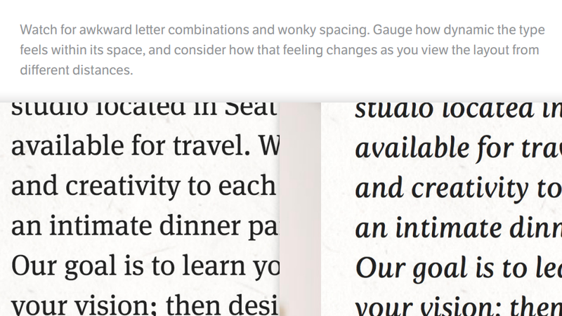 This Free Ebook Teaches You How to Combine Typefaces In Your Designs
