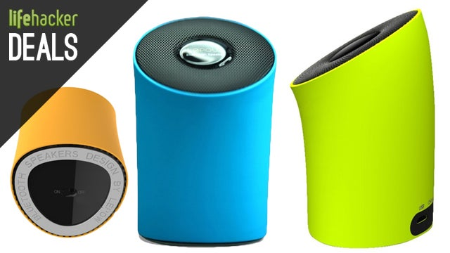 $20 Bluetooth Speakers, Samsung 4K Monitor, Kindle Fires [Deals]