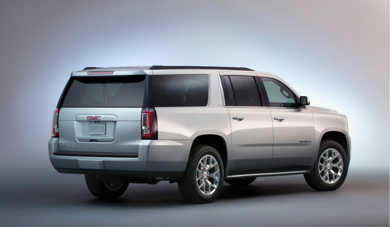 The 2015 GMC Yukon Actually Looks Great
