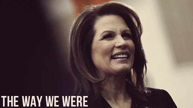 Bachmann Drops Out of Presidential Race, Will Focus More on Being a Jerk in Congress