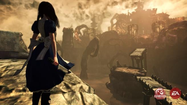 Our First Official Look at Alice: Madness Returns