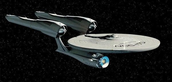 Star Trek — Revamping The Enterprise