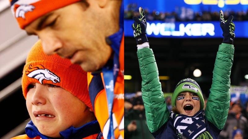 The Super Bowl Is Over and the Seattle Seahawks Won