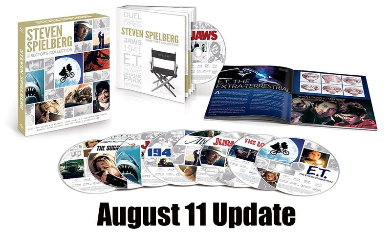 The Calendar Of Movie And TV Releases, August 11 Update