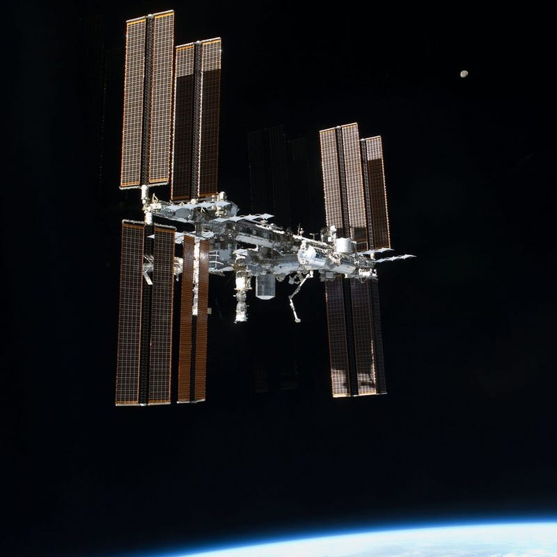 These Never Before Shot Views of the International Space Station Are Breathtaking