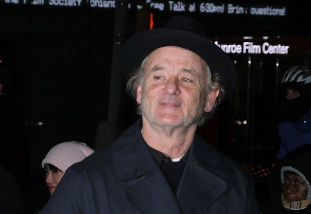 "The Time Bill Murray Tried To Choke A ""Medium-Talent"" Comedian"