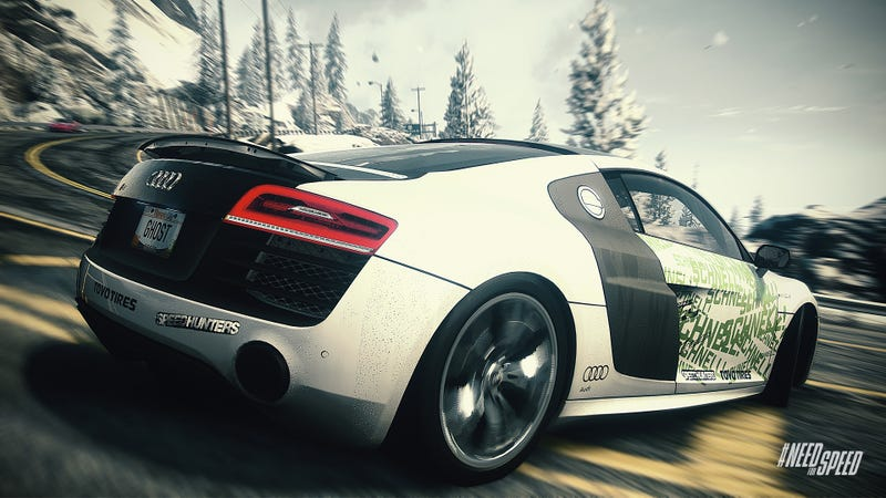 ​Need for Speed Rivals: The Kotaku Review