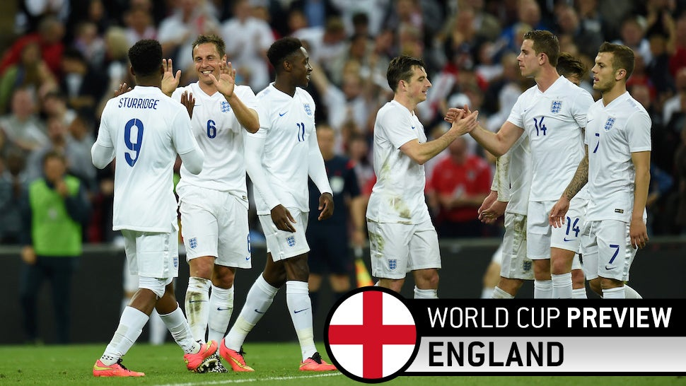 Finally, England Have A Chance To Win Something