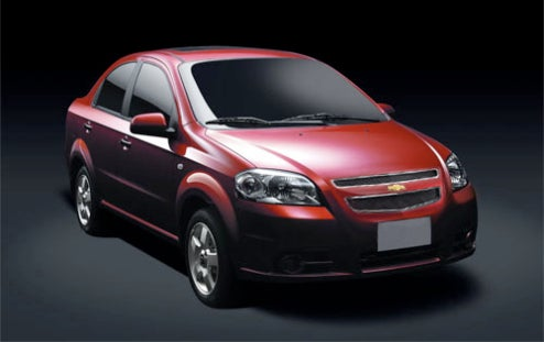 What To Expect From The 2010 Chevy Aveo