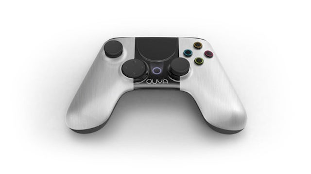 Feast Your Eyes on Ouya's Controller