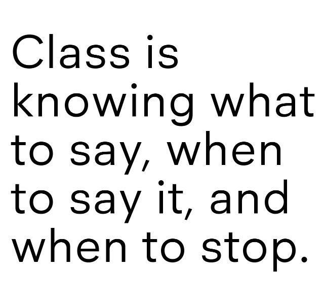 Stay classy Oppo