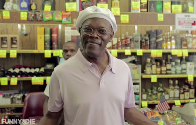This Week's Top Comedy Video: Everything Is Samuel L. Jackson's Fault