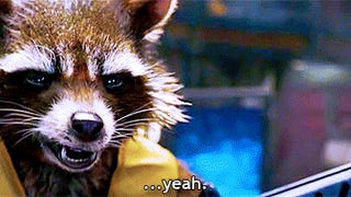 Guardians of the Galaxy is on iTunes