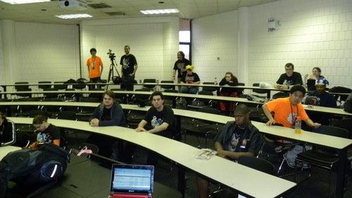People Watching Me Discuss Video Game Journalism