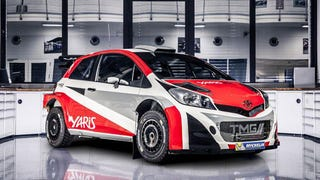 Toyota Returns To WRC In 2017!