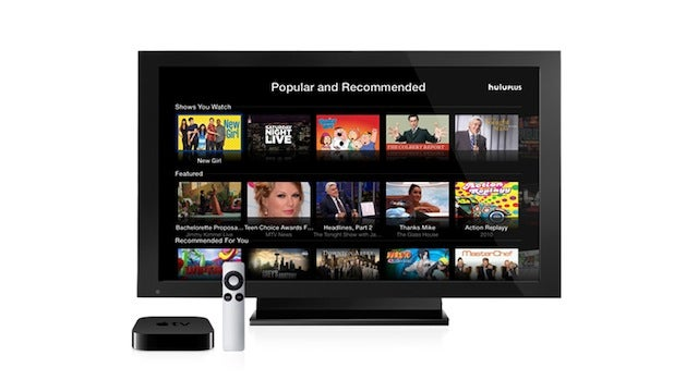 Hulu Plus Just Got a Brand New Redesign for Apple TV