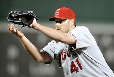 John Lackey Will Reverse Earth's Orbit And Keep Replaying This Game Until Angels Win