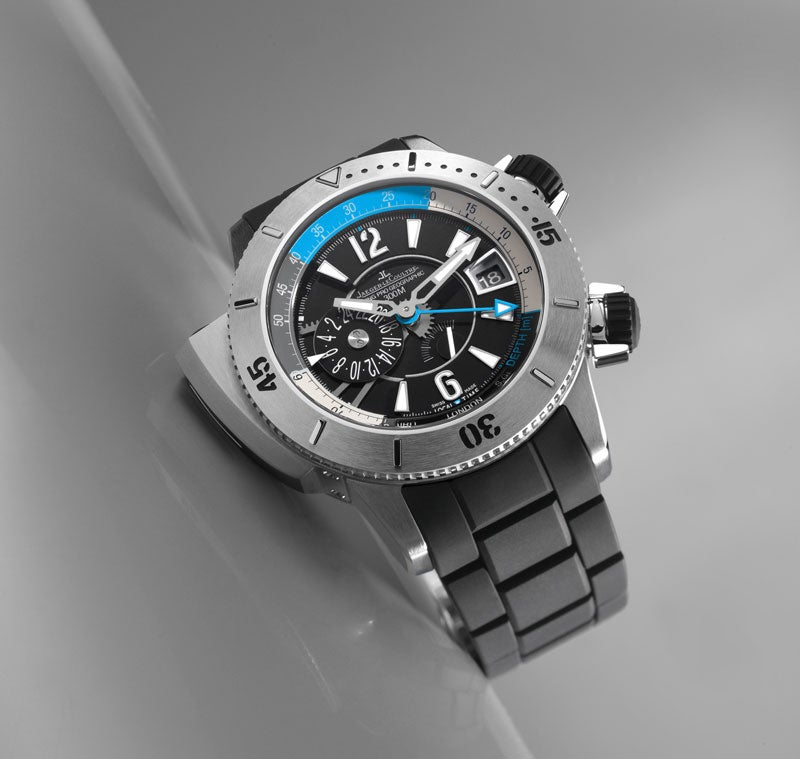 Jaeger-LeCoultre Diving Watch Measures Pressure Mechanically, Makes Me Want to Have a Spare $22K