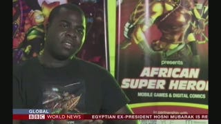 This Developer Wants To Jump-Start Africa's Game Industry